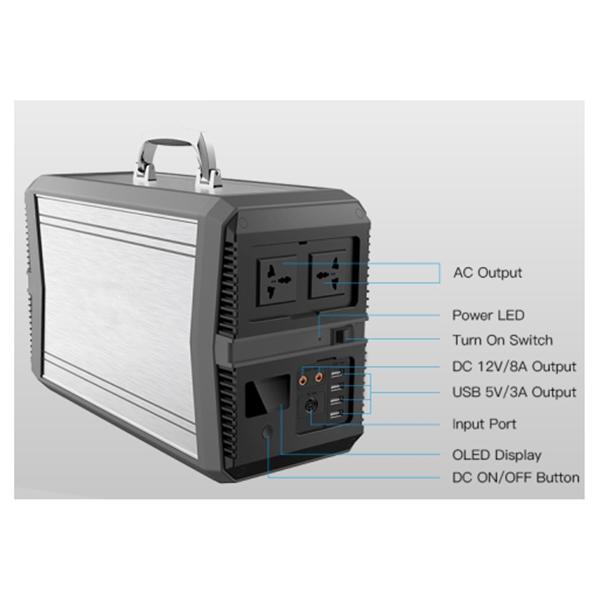 1000W Solar Power Kit